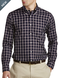 Brooks Brothers® Non-Iron Windowpane Dobby Sport Shirt