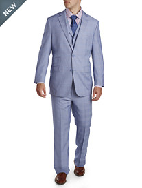 English Laundry™ Plaid 3-Pc Nested Suit