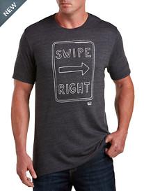Original Penguin® Swipe Right Graphic Tee