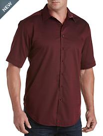 Robert Graham® DXL Tonal Patterned Sport Shirt