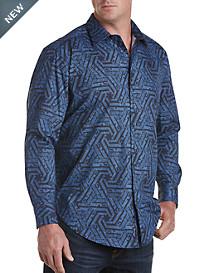 Robert Graham® DXL Patterned Sport Shirt