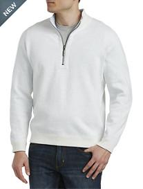 Tommy Bahama® Flipsider Reversible Half-Zip Pullover