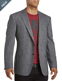 Robert Graham® Diamond Grid Wool Sport Coat