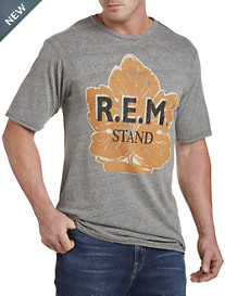 Retro Brand REM Stand Graphic Tee