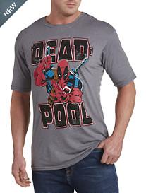 Retro Brand Dead Pool Graphic Tee