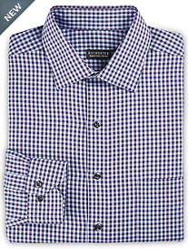 Rochester Non-Iron Textured Gingham Dress Shirt