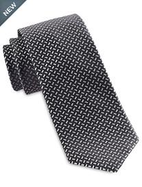 Michael Kors® Labyrinth Neat Silk Tie