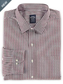Brooks Brothers® Non-Iron Diamond Dobby Dress Shirt
