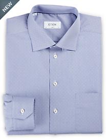 Eton® Circle Dobby Dress Shirt