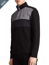 Calvin Klein® Sport Colorblock Mockneck