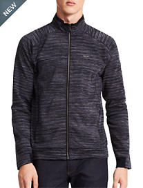 Calvin Klein® Sport Textured Full-Zip Jacket
