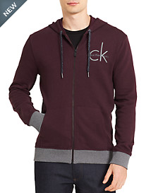 Calvin Klein Jeans® Full-Zip Hoodie