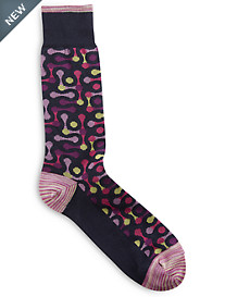 Robert Graham® Sherwood Printed Socks