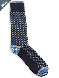 Robert Graham® Lanham Printed Socks