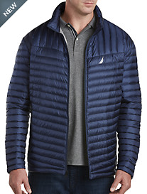 Nautica® Ultralight Quilted Down Jacket
