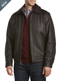 Nautica® Leather Jacket
