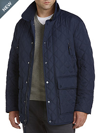Marc New York Andrew Marc Milton Quilted Barn Coat