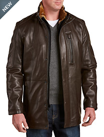 Marc New York Andrew Marc Middlebury Leather Jacket