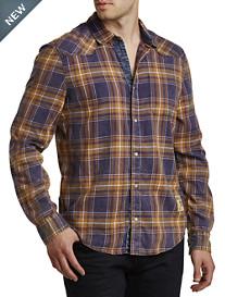 Buffalo David Bitton® Sinellaz Plaid Sport Shirt