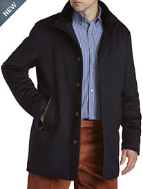 Paul & Shark® Insulated Cashmere Coat