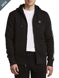 Michael Kors® Logo Fleece Hooded Jacket