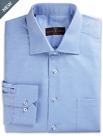 Robert Talbott Estate Diamond Micro Dobby Dress Shirt