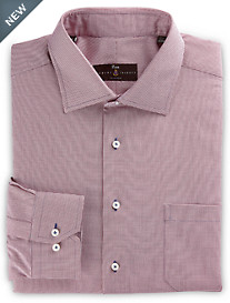 Robert Talbott Estate Mini Houndstooth Dress Shirt