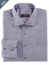 Robert Talbott Mini Check Dress Shirt