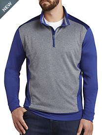 Cutter & Buck® CB DryTec™ Replay Half-Zip Pullover