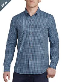 Cutter & Buck™ Easy-Care Barrett Check Sport Shirt