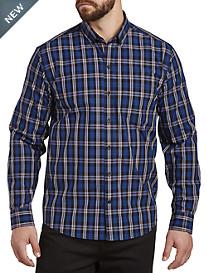 Cutter & Buck® Non-Iron Big Sur Plaid Sport Shirt