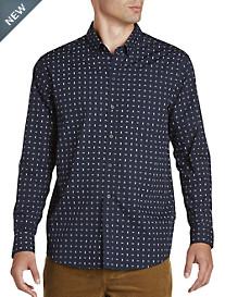Cutter & Buck® Fisher Print Sport Shirt