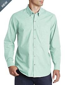Cutter & Buck® Heather Sport Shirt