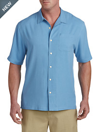 Tommy Bahama® Catalina Silk Twill Camp Shirt