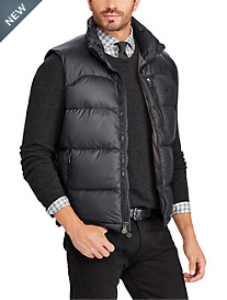 Polo Ralph Lauren® Quilted Ripstop Down Vest