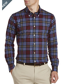 Brooks Brothers® Plaid Sport Shirt
