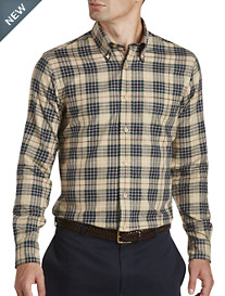 Brooks Brothers® Plaid Sport Shirt