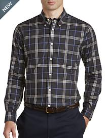 Brooks Brothers® Non-Iron Signature Tartan Plaid Twill Sport Shirt