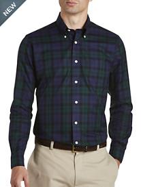 Brooks Brothers® Non-Iron Signature Holiday Tartan Plaid Twill Sport Shirt