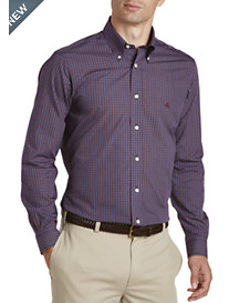 Brooks Brothers® Non-Iron Plaid Broadcloth Sport Shirt
