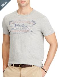 Polo Ralph Lauren® Classic Fit Cotton T-Shirt