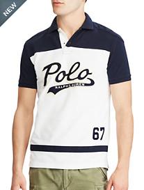 Polo Ralph Lauren® Classic Fit Cotton Mesh Polo
