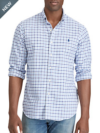 Polo Ralph Lauren® Classic Fit Check Oxford Sport Shirt