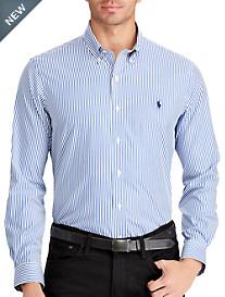 Polo Ralph Lauren® Non-Iron Classic Fit Stripe Poplin Sport Shirt