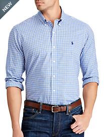 Polo Ralph Lauren® Non-Iron Classic Fit Check Poplin Sport Shirt