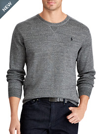 Polo Ralph Lauren® Cotton Crewneck Sweater