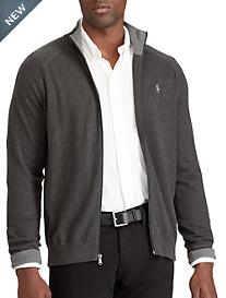 Polo Ralph Lauren® Cotton Full-Zip Sweater