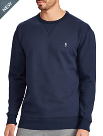 Polo Sport Double-Knit Crewneck Pullover