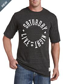 Retro Brand SNL Logo Graphic Tee