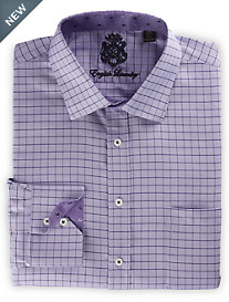 English Laundry™ Oxford Grid Dress Shirt